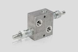 Instalaciones hidráulicas, válvulas y componentes