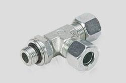 Uniones/conexiones atornilladas, adaptadores y accesorios