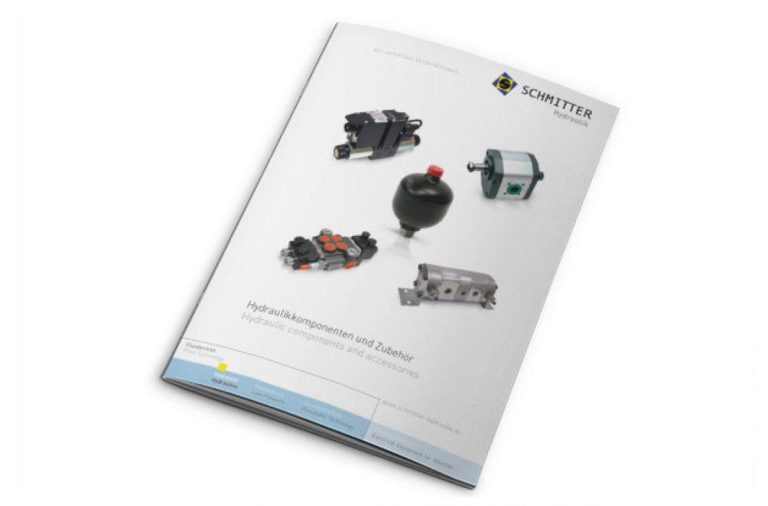 """Neuauflage Katalog """"Hydraulikkomponenten und Zubehör"""""""