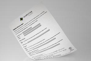 Formulare Digitale Rechnung per Mail