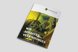 Schmitter Hydraulik Imagebroschüre