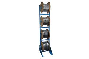 ständer für hydraulikschlauchspulen